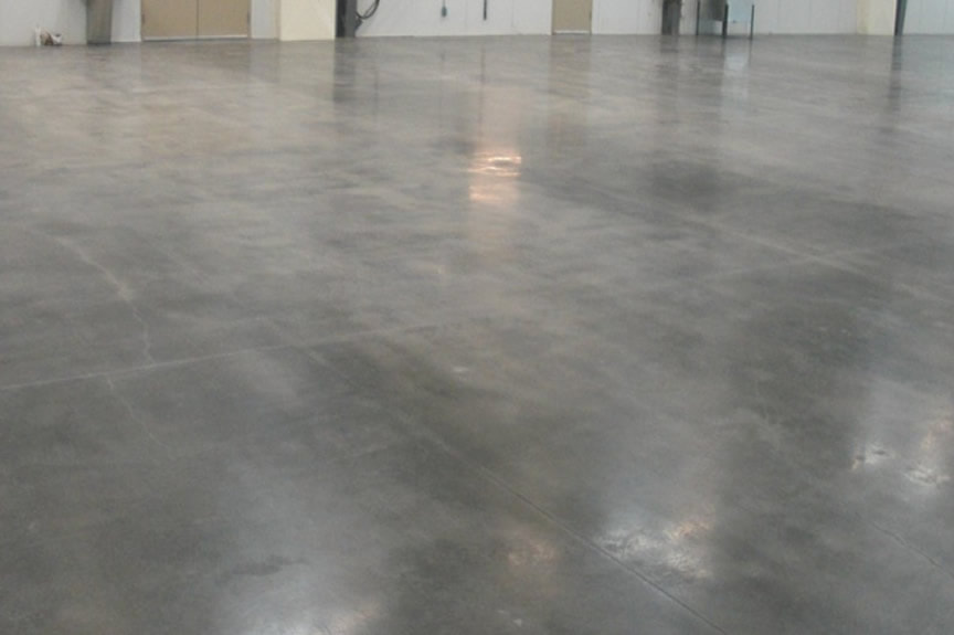 Polished Concrete Floors Frisco Texas